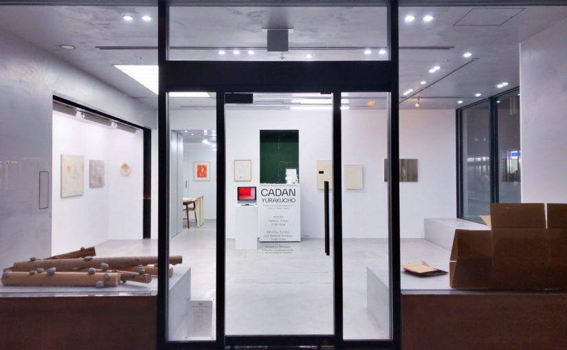 画廊放浪記#02|大柄聡子×深野一朗「CADAN Showcase 04 形式と形状 (form/at)」CADAN Art Webinar powered by MUUSEO