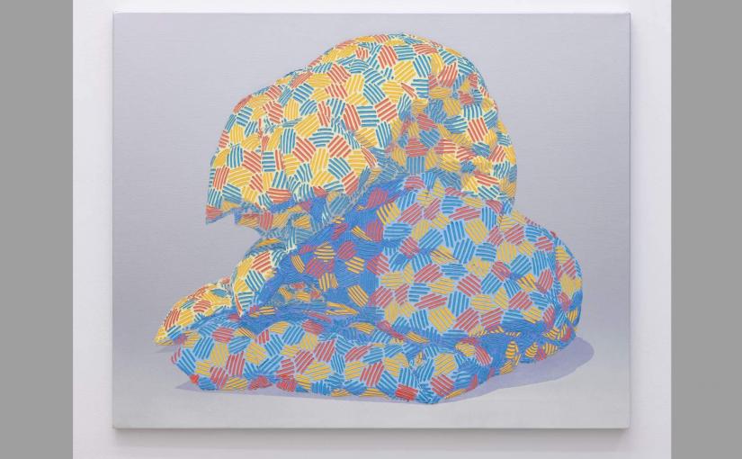 アレックス・ダッジ、末永史尚、長田奈緒 by Maki Fine Arts