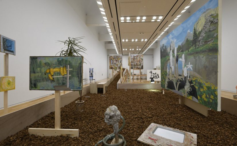 【Live配信】アーティスト・フィーチャー #01|千葉正也 × 堀元彰 @東京オペラシティ アートギャラリー|CADAN Art Channel powered by MUUSEO